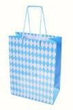 Bavarian shopping bag Royalty Free Stock Photo