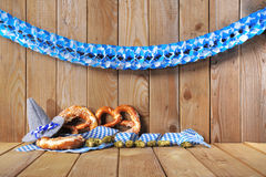 Bavarian soft pretzels Royalty Free Stock Image