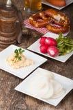 Bavarian specialities Stock Photos