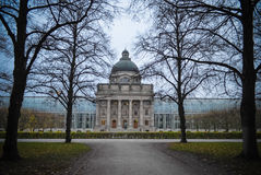 Bavarian State Chancellery Stock Photo