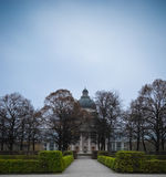 Bavarian State Chancellery Stock Image