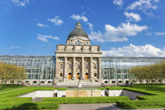 Bavarian state chancellery in Munich Stock Images