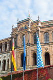 Bavarian State Parliament Stock Photography
