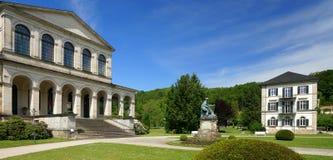 Bavarian State Spa stock afbeeldingen