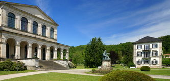 Bavarian State Spa Stock Images