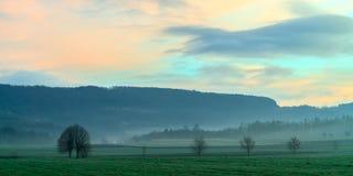Bavarian Sunrise Stock Image