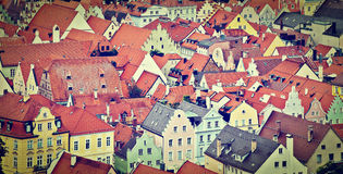 Bavarian Town Stock Image