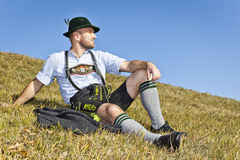 Bavarian tradition Stock Images