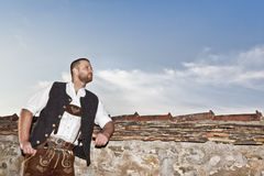 Bavarian tradition Royalty Free Stock Photography