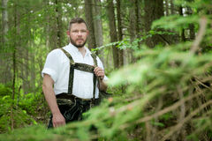 Bavarian tradition Royalty Free Stock Photos