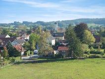 Bavarian Village of Erling Stock Photo