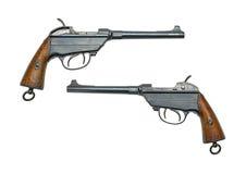 Bavarian Werder pistol Royalty Free Stock Image