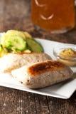 Bavarian white sausages Royalty Free Stock Image
