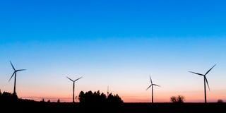 Bavarian Windmill Stock Photo
