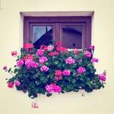 Bavarian Window Stock Photos