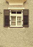 Bavarian Window Royalty Free Stock Photos