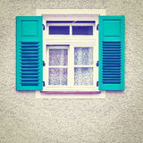 Bavarian Window Royalty Free Stock Photo