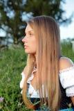 Bavarian Woman Fashion Royalty Free Stock Photo