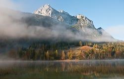 bavarian wysokogórski krajobraz Zdjęcie Royalty Free