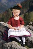 bavarianlitet barn arkivbilder