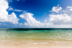 Bavaro beach in Punta Cana, Dominican Republic Stock Photo
