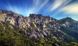 Bavella mountain Stock Photography