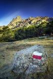 Bavella mountain Royalty Free Stock Image