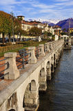 baveno Italy lago maggiore zdjęcia stock