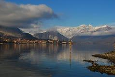 Baveno - Meer Maggiore stock fotografie