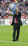 Bavière Munich contre la finale de CL de l'UEFA de Chelsea FC Image stock