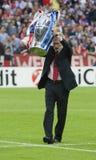 Baviera Munich contra final del CL de la UEFA de Chelsea FC Imagen de archivo