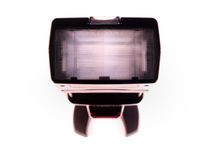 Bavure d'appareil-photo Photo stock