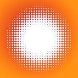 Bavure repérée (élément de conception de vecteur). ENV 8 illustration stock