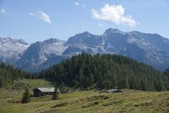 Bawarscy alps Zdjęcia Royalty Free