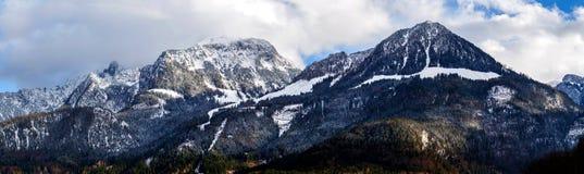 Bawarscy alps Zdjęcia Stock