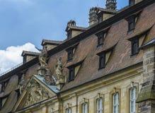 Bawarska architektura Obraz Stock