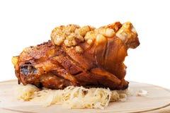 Bawarski knykieć wieprzowina zdjęcie stock