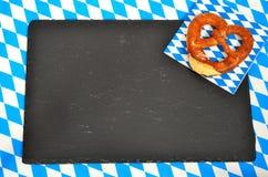 Deseniowy błękitny tło Obraz Stock