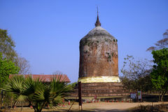 Bawbawgy pagoda fotografia royalty free