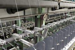 Bawełniana przędzalniana maszyna Obraz Royalty Free