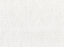 bawełnianej tkaniny biel Obrazy Royalty Free