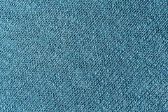 Bawełnianej tkaniny zakończenie Obraz Stock
