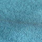 Bawełnianej tkaniny zakończenie Fotografia Royalty Free