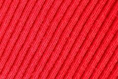 Bawełnianej tkaniny zakończenie Obrazy Royalty Free