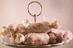 Bawełniany cukierek dla Wewnętrznej dekoraci Zdjęcie Stock