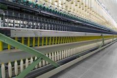 Bawełniany przędzalnictwo Machine_4 Zdjęcia Stock