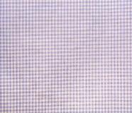 Bawełniana siatka wzoru tekstura Zdjęcia Royalty Free