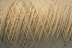 Bawełniana tekstura Fotografia Stock