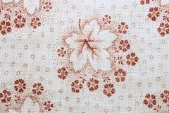 bawełniana tkanina Zdjęcia Stock