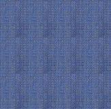 bawełnianej tkaniny wzoru bezszwowa tekstura Obrazy Royalty Free